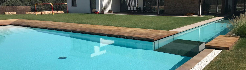 Mantenimiento de piscinas e instalaciones