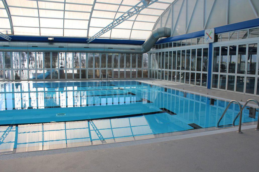 Especialistas en piscinas de centros deportivos y públicos con POOLS en Cantabria