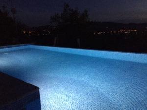 Nueva piscina particular entregada en Cantabria