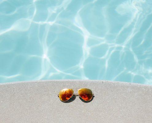 Desinfección de tu piscina