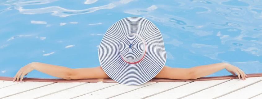 Seguridad para tus piscinas en otoño con Baby Secur
