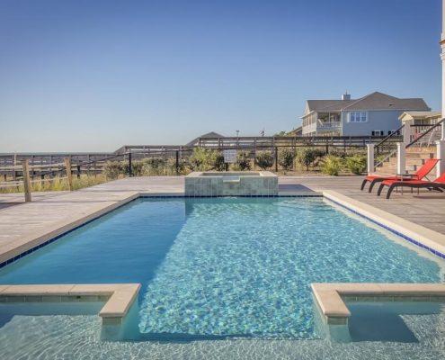 El 'AirBnb' de las piscinas.