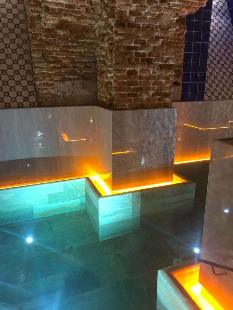 construccion de hamman sauna finlandesa y spa en hotel casa carniceria en cantabria (5)